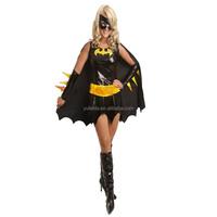 SEXY Batwoman HALLOWEEN PARTY FANCY DRESS COSTUME
