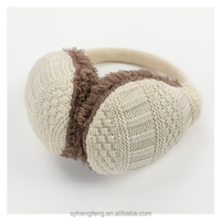 Wholesale warm and cute man earmuffs women earcap