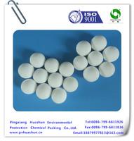 High purity 95% alumina ceramic grinding ball with high density