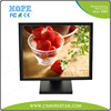 Hot selling 17 inch resistance touch screen monitor