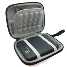 Hard EVA Shockproof Carrying Case Pouch Bag for Western Digital