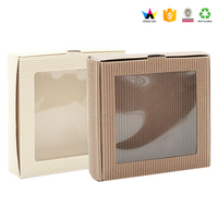 Quality packaging window box for mobile case