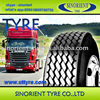 385/65R22.5 445/65R22.5 M+S radial truck trailer tire