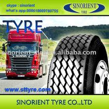 385/65R22.5 445/65R22.5 M+S radial truck trailer tire