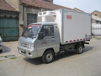 Refrigerator car of Foton YuLing 2370