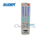 Suoer Best Price Universal Remote Control TV Remote Control Universal TV Remote Control with CE&ROHS