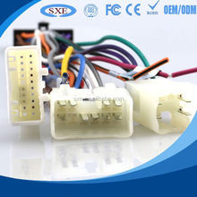 Factory custom car accessories electrical auto lighting system wire harness manufacturer