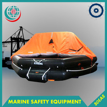 Marine Self Inflating Life Raft For 10 Person