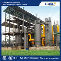 coal to liquid equipment used in the enviroment-friendly renovation of gas-processing heating furnace.