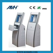 2015 Self Service Touch Screen Kiosk Machine With Payment Function, self-service payment terminal