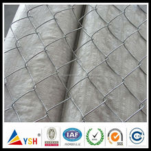 Low Price High Quality 3.5mm Wire Chain Link Fencing / 50x50mm Chain Link Fabric