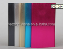 Fashion!Portable battery charger, portable power 5500mah, power bank charger