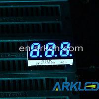 Alibaba 2015 Hot Sale, ARK Triple Digit PTH LED Display for Sensor