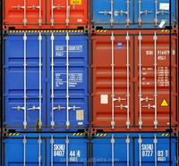 Container shipping from Shanghai to Chicago, illinois