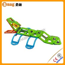 2014 Baby Christmas Education funny Triangle magformers Toy