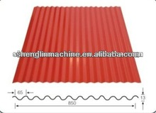 Hot! 2015 Haide Glazed Tiles roll form machine,Glazed tiles cold forming machine,Glazed Tiles making machine in Botou China