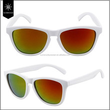 2015 orange mirror wholesale frogskin sunglasses