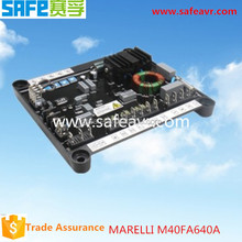 generator AVR M40FA640A for Compatible Marelli brushless