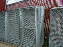 2015 wholesale chain link fence dog kennels
