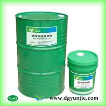 PU foam adhesive sealant for foam mattress making