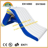 Inflatable water slide, inflatable water floats, inflatable water island