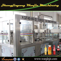 New designed pet bottle manufacturing process for soft drinks