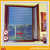 Aluminium frame sliding insect screen window with mosquito net