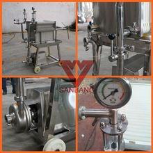 air filter frame f6-9 , no.348 lab frame&plate filter press