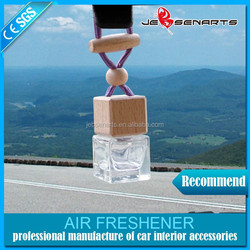 Eco-friendly hanging wooden car air freshener OEM&ODM toilet air freshener