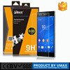 Top brand VMAX Japan Asahi 9H 2.5D 0.2 0.33mm mobile phone Tempered Glass screen protector for Sony Xperia Z5 Premium