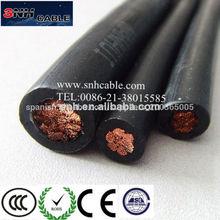 H01n2-d cable de soldadura