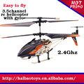2.4Ghz 3.5ch rc helicóptero de juguete de rc