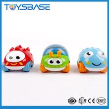 2015 más nuevos de plástico juguetes coche de dibujos animados para los niños