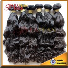 100% non-processed Brazilian Italian Weave Human Hair Extension
