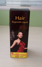 ingredient natural private logo hair regrowth liquid