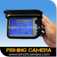 Latest Sonar Fish Finder GPS Underwater Fish Finder Video Camera