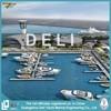 Marina Steel Frame Floating Boat Dock