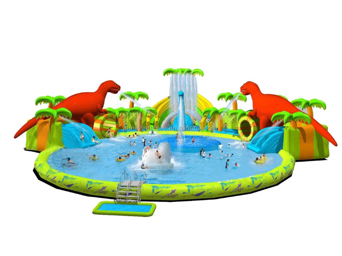 Aire Jeux Aquatique Gonflable