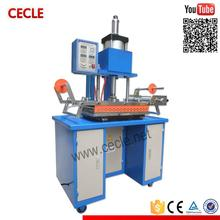 Popular continuous roller hot stamping machine for wire