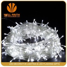 100 led three models string led christams lights wiht connector white