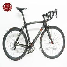 new product 2014 HOT SALE 700C 7.8kg carbon road bicycle/racing bike/City bike