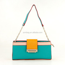 Retro Women Long PU Leather Card Case Wallet Clutch Checkbook Purse Handbag