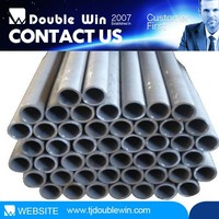 BS 1387 hot dipped galvanized erw /seamless steel pipe/tubing
