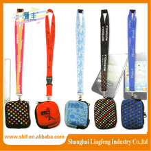 Cell Phone & Digital Camera Holders Cell Phone Pocket Lanyards Lanyard With Mobile Pocket