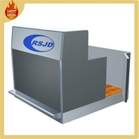 stainless steel granite, polyester airport immigration counters