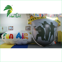 Inflatable Paintball For Exciting Paint Ball Game