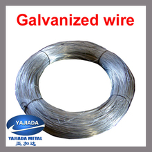 Galvanized Wire BWG4-BWG30 Tianjin Port Customers requirement package