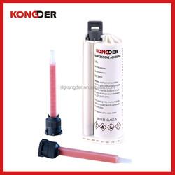 Latest 50 ml Aluminum Hydroxide Quartz stone adhesive