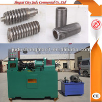 thread rolling equipment,pipe thread rolling machine, steel bar thread rolling machine