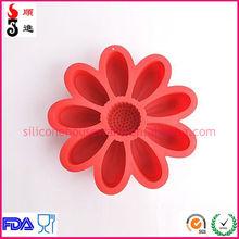 Molde de silicona/divertidos moldes de silicona/pasteldemolde de decoración de pasteles de herramientas